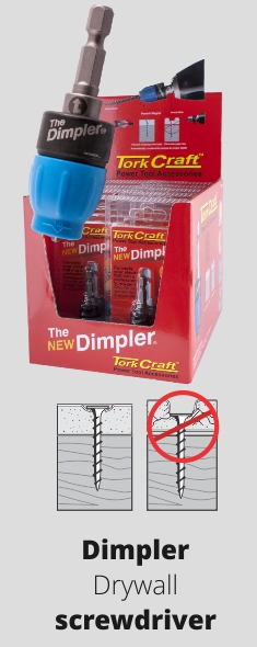 Dimpler Drywall Screwdriver