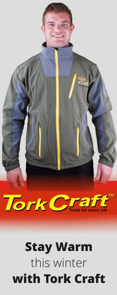 Stay warm with Tork Craft