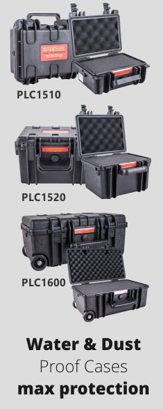 PLC Water and Dust proof Cases
