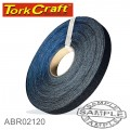 EMERY CLOTH 50MM X 120 GRIT X 50M ROLL