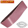 SANDING BELT 64 X 406MM 320GRIT 2/PACK