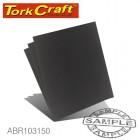 WATER PAPER 230 X 280MM 150 GRIT WET & DRY 50 PER PACK (DIY)