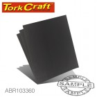 WATER PAPER 230 X 280MM 360 GRIT WET & DRY 50 PER PACK (DIY)