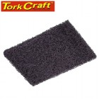 PAD NON WOVEN INDUSTRIAL STRENGTH 150 X 230MM MEDIUM BLACK 20 PIECE PE
