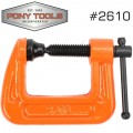 "PONY 25MM 1"" C-CLAMP"