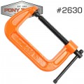 "PONY 75MM 3"" C-CLAMP"