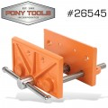 "PONY  6 1/2"" LIGHT –DUTY WOODWORKER'S VICE"