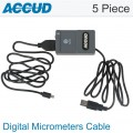 ACCUD SPC CABLE FOR AC313 DIGITAL MICROMETERS