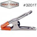 PONY 25MM SPRING CLAMP WITH PROTECTIVE HANDLES & TIPS