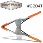 """PONY 4"""" SPRING CLAMP WITH PROTECTIVE HANDLES & TIPS"""