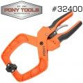 "PONY HAND CLAMP 4"" 100MM"