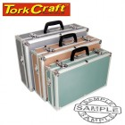 ALUMINIUM TOOL CASE 3 IN 1 SET