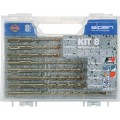 SDS PLUS DRILL BIT SET 8 PIECE IN PLASTIC CARRY CASE
