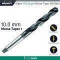 HSS SUPER 10MM MORSE TAPER 1 SHANK