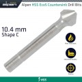 HSS-ECO5 COUNTERSINK 90  10.4  DIN 335 SHAPE C