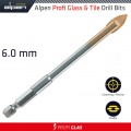GLASS AND TILE DRILL BIT 6MM