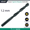 HSS SPRINT MASTER DRILL BIT 1.2MM 1/PACK