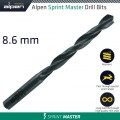 HSS SPRINT MASTER DRILL BIT 8.6MM 1/PACK
