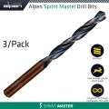 ALPEN SPRINT MASTER DIN 338 1.8MM 3/PACK