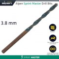 ALPEN SPRINT MASTER 3.8MM DIN 338 1/PACK