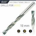HSS COBALT WOOD DRILL BIT 10MM
