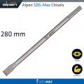 SDS MAX CHISEL FLAT 25X280MM