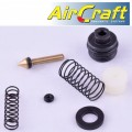 AIR NAILER SERVICE KIT CYL. CAP & PISTON VALVE (1/2/4/5/9/10) FOR AT00