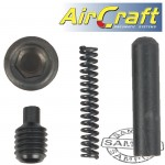 AIR IMP. WRENCH SERVICE KIT OIL INLET (15-18) FOR AT0003