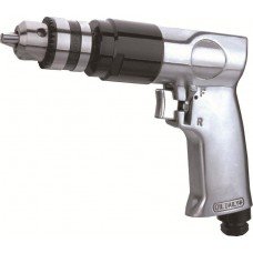 "AIR DRILL 10mm REVERSABLE 1800RPM (3/8"")"