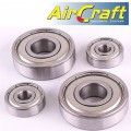 AIR DRILL SERVICE KIT BEARINGS (17/29) FOR AT0005