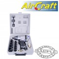 "AIR IMPACT WRENCH 1/2"" 17 PIECE KIT SINGLE HAMMER"