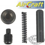AIR IMP. WRENCH SERVICE KIT OIL INLET (15-18) FOR AT0006