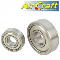 AIR DIE GRIND. SERVICE KIT BEARINGS (17/26) FOR AT0007