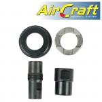 AIR DIE GRIND. SERVICE KIT COLLET FIXING COMP. (27-29/31) FOR AT0007