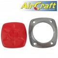 AIR SANDER SERVICE KIT HOUSING COVERS TOP/FRONT (2/30) FOR AT0010