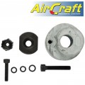 AIR SANDER SERVICE KIT ORBIT WHEEL COMP. (34/35/36/37/38/39/41) FOR AT