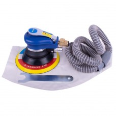AIR ORBITAL SANDER 150MM WITH DUST EXTRACTION - VELCRO PAD