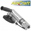 AIR ANGLE GRINDER 125MM WITH SAFETY TRIGGER