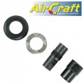 AIR DIE GRIND. SERVICE KIT COLLET FIXING COMP. (27-29/31) FOR AT0017