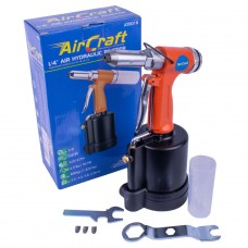 "AIR HYDRAULIC RIVETER 1/4"" PROFESSIONAL"