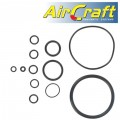 AIR RIVETER SERVICE KIT O-RINGS (B01-05/B10-14) FOR AT0018
