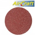 SANDING DISC 50MM 60GRIT HOOK AND LOOP 10PK FOR AIR ANGLE SANDER 2""