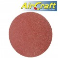 VELCRO SANDING DISC 50MM 120GRIT 10PK FOR AIR ANGLE SANDER 2""