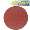 VELCRO SANDING DISC 50MM 180GRIT 10PK FOR AIR ANGLE SANDER 2""