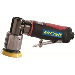 """AIR ANGLE SANDER 2""""  50mm (WITH HOOK AND LOOP BACKING PAD)"""
