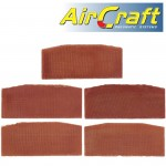 ROTOR BLADE (X5) FOR AIR PALM SANDER AT0026