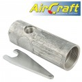 AIR DIE GRIND. SERVICE KIT MAIN HOUSING (1/35) FOR AT0027
