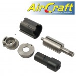 AIR DIE GRIND. SERVICE KIT ROTOR/CYL./COLLET (16-18/20/22/23/25) FOR A
