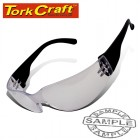 SAFETY EYEWEAR GLASSES CLEAR IN POLY BAG