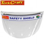 SAFETY FACE SHIELD PREMIUM  CLEAR